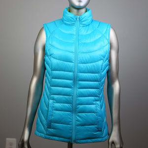 IDEOLOGY Down Puffer Women's Vest M NWOT
